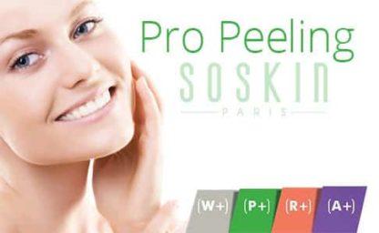Chèque Cadeau - Rituel Pro Peeling SOSKIN - 1h30