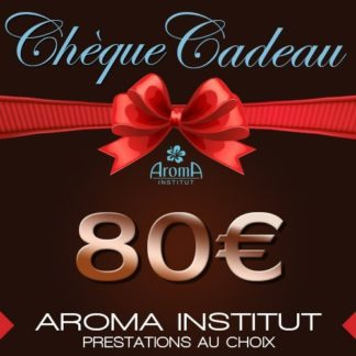 chèques cadeaux, 80 euros