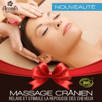 massage crânien anti-chute de cheveux