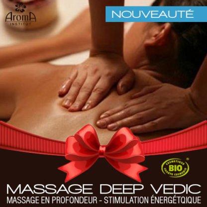 massage deep Vedic corps