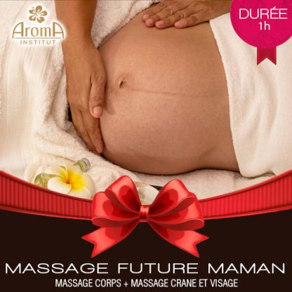 Aroma Cheque Cadeau Massage Future Maman